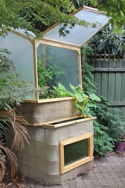 Improve your aquaponics aesthetic